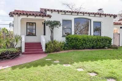 4817 Kensington Dr, San Diego, CA 92116 - #: 190027320