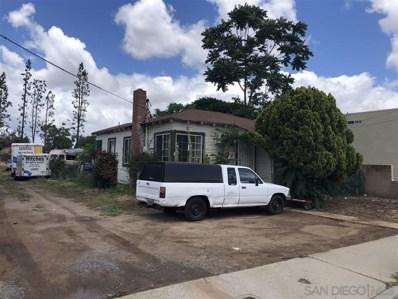 330 Wisconsin Ave, El Cajon, CA 92020 - #: 190027670