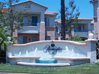 11442 Via Rancho San Diego UNIT 406, El Cajon, CA 92019 - #: 190027934