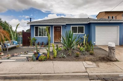 2342 39Th St, San Diego, CA 92105 - #: 190028065