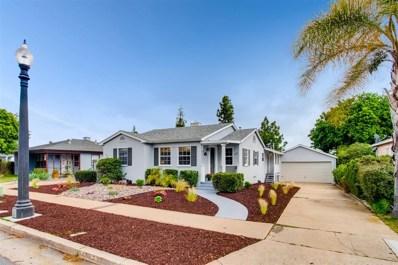 4787 51St St, San Diego, CA 92115 - MLS#: 190028367
