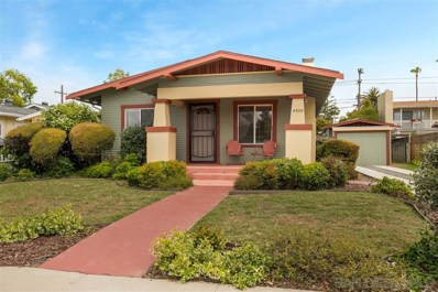 4959 34th St, San Diego, CA 92116 - #: 190028508