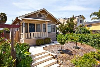 4118 Georgia St, San Diego, CA 92103 - #: 190028924