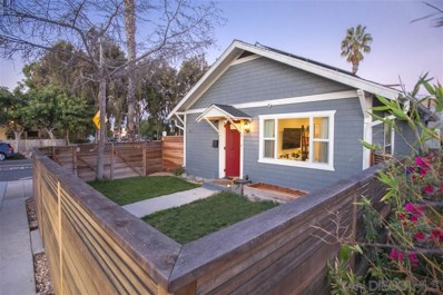 1903 Adams Ave, San Diego, CA 92116 - #: 190028966