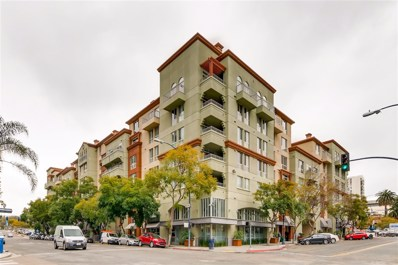 1501 Front St UNIT 316, San Diego, CA 92101 - MLS#: 190028979