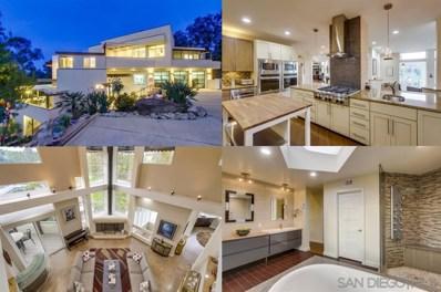 1710 Via Allondra, San Marcos, CA 92078 - MLS#: 190029149