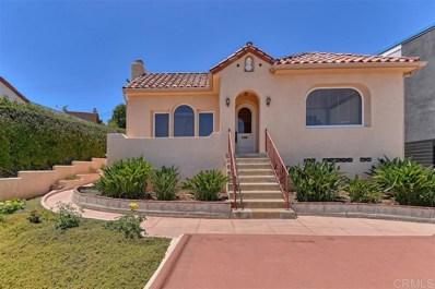 1092 Evergreen, San Diego, CA 92106 - #: 190029204