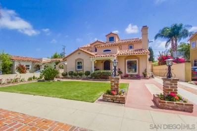 4313 Adams Ave., San Diego, CA 92116 - #: 190029229