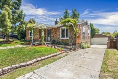 7239 Stanford Ave, La Mesa, CA 91942 - #: 190029455