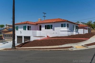 451 Las Flores Terrace, San Diego, CA 92114 - #: 190029911