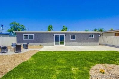 865 Valley Village Dr, El Cajon, CA 92021 - MLS#: 190029933