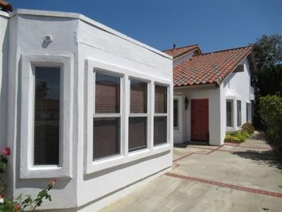 4731 Miletus Way, Oceanside, CA 92056 - MLS#: 190030333