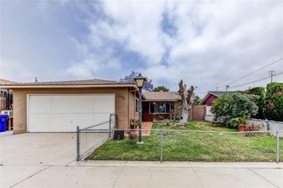 1445 Lorenz Ave, San Diego, CA 92114 - #: 190030380