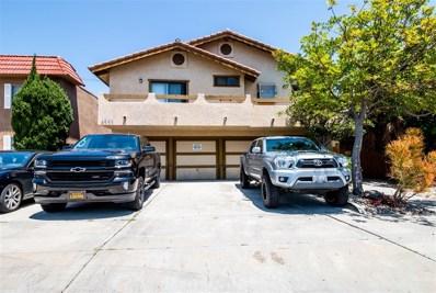 4541 Utah St UNIT 1, San Diego, CA 92116 - #: 190030400