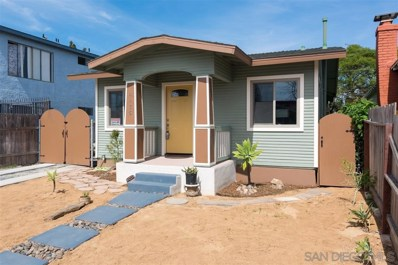 4475 36Th St, San Diego, CA 92116 - #: 190030633