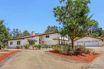 15157 Crocker Rd., Poway, CA 92064 - MLS#: 190031070