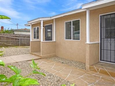 1962 Burton St, San Diego, CA 92111 - #: 190031674