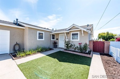 2836 Whitney St, San Diego, CA 92111 - #: 190031686
