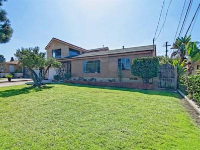60 K St, Chula Vista, CA 91911 - #: 190031699