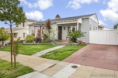 3242 Isla Vista Dr, San Diego, CA 92105 - #: 190032123