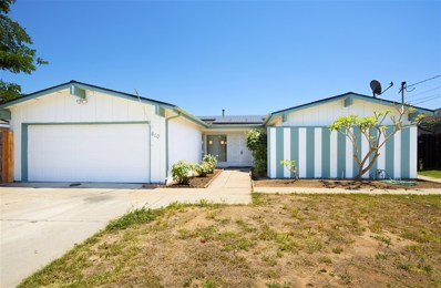 610 Jordan Street, escondido, CA 92027 - MLS#: 190032173