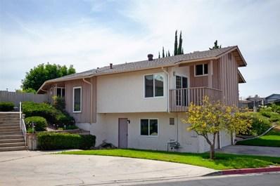 4555 71St St UNIT 18, La Mesa, CA 91942 - MLS#: 190032186