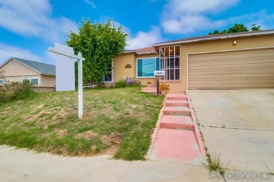 2066 Parrot St, San Diego, CA 92105 - #: 190032333