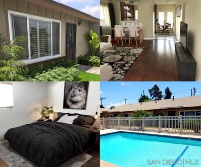 329 J Street UNIT A, Chula Vista, CA 91910 - #: 190032574