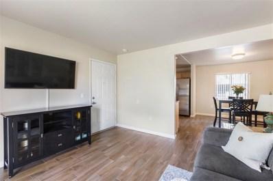 2536 White Oak Pl UNIT 5, Escondido, CA 92027 - MLS#: 190032608