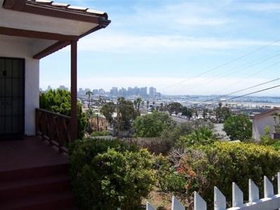 1892 Titus St, San Diego, CA 92110 - #: 190032676