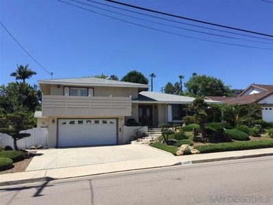 6918 Glenflora Ave, San Diego, CA 92119 - MLS#: 190032721