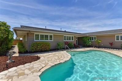 1681 Paseo Bonita, La Jolla, CA 92037 - #: 190032724
