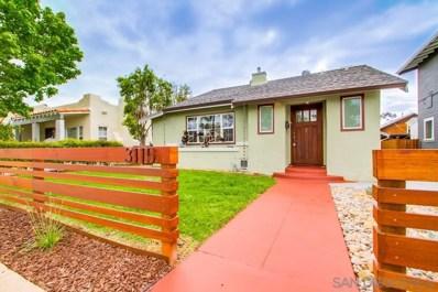 3115 McKinley St, San Diego, CA 92104 - #: 190032847