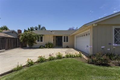 4368 Mount Putman Ave, San Diego, CA 92117 - #: 190032972