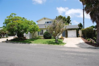 3752 James St, San Diego, CA 92106 - MLS#: 190032979