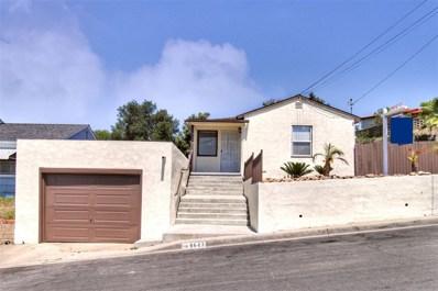 4643 Pomona, La Mesa, CA 91942 - #: 190032999