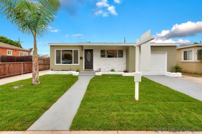 936 Olive Ave, National City, CA 91950 - #: 190033062