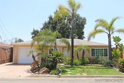 5135 Ewing Street, San Diego, CA 92115 - #: 190033283