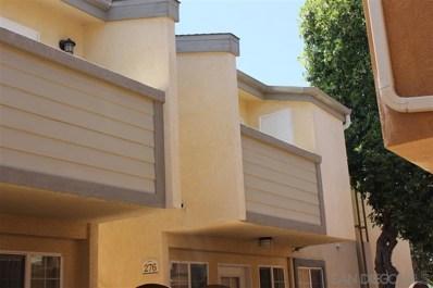 5252 Balboa Arms Dr UNIT 276, San Diego, CA 92117 - #: 190033313