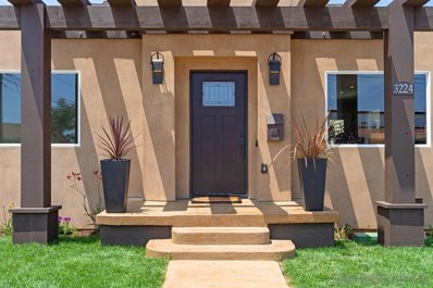 3224 Myrtle Ave, San Diego, CA 92104 - #: 190033433