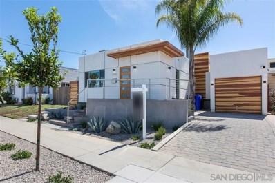 3765 Vermont Street, San Diego, CA 92103 - #: 190033558