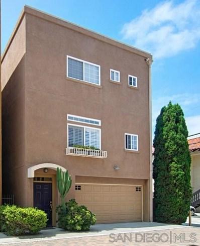1861 Robinson, San Diego, CA 92103 - #: 190033627