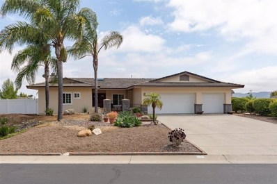 1435 Eagle Glen, Escondido, CA 92029 - MLS#: 190033683
