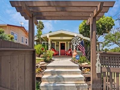 3092 Cedar Street, San Diego, CA 92102 - #: 190033688