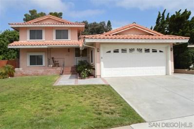 6880 Petit St, San Diego, CA 92111 - #: 190033762