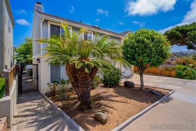 4320 Mentone Street UNIT 1, San Diego, CA 92107 - MLS#: 190034017