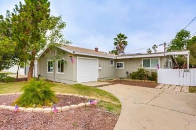6341 Amber Lake Ave, San Diego, CA 92119 - #: 190034130