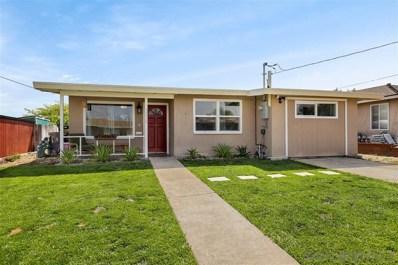 3829 Boren St, San Diego, CA 92115 - #: 190034156