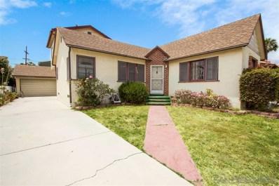 4760 36th St., San Diego, CA 92116 - #: 190034223