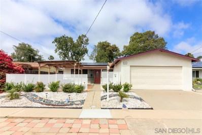 4586 Murphy Ave, San Diego, CA 92122 - #: 190034237